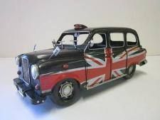 Blechminiatur - LONDON TAXI 1960ER - 17.03.2014 20:21:00 - 1