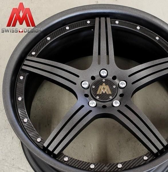 "AM by Work FORGED 20"" 5x112 Audi VW MB"