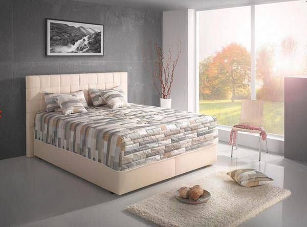 boxspringbett 180x200 mit bettkasten in kriens kaufen bei. Black Bedroom Furniture Sets. Home Design Ideas