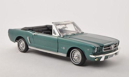 1964 1 2 ford mustang cabrio 1 18 in suhr kaufen bei. Black Bedroom Furniture Sets. Home Design Ideas