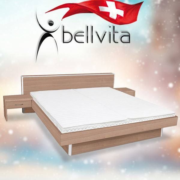 neu wasserbett boxspring oder gelbett ziefen acheter sur. Black Bedroom Furniture Sets. Home Design Ideas