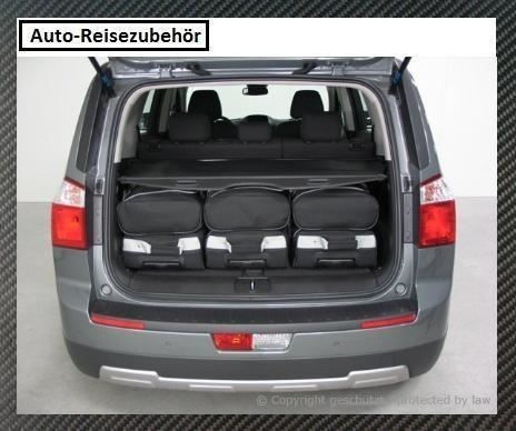 car bags f r chevrolet orlando mpv in romanshorn kaufen bei. Black Bedroom Furniture Sets. Home Design Ideas