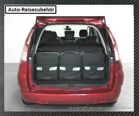 CAR BAGS für Citroen C4 Grand Picasso