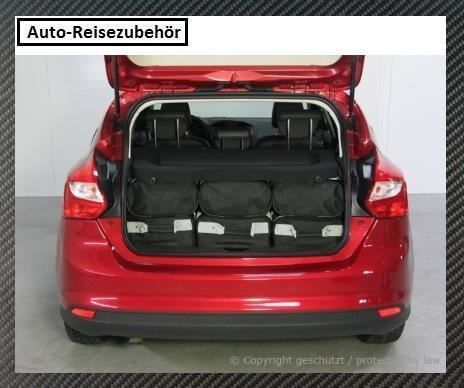CAR BAGS für Ford Focus