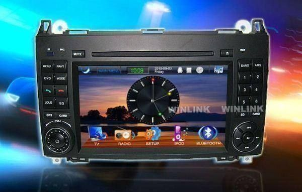mercedes benz dvd gps ger t all in one in chur kaufen bei. Black Bedroom Furniture Sets. Home Design Ideas