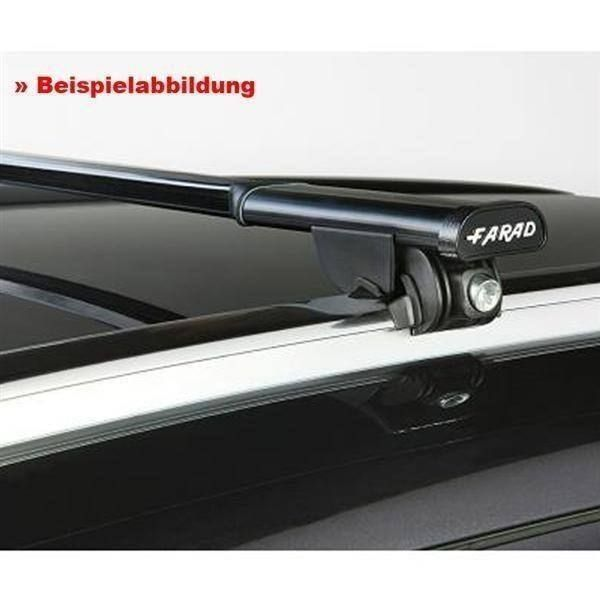 Dachträger Stahl Audi A3 8PA m. Reling