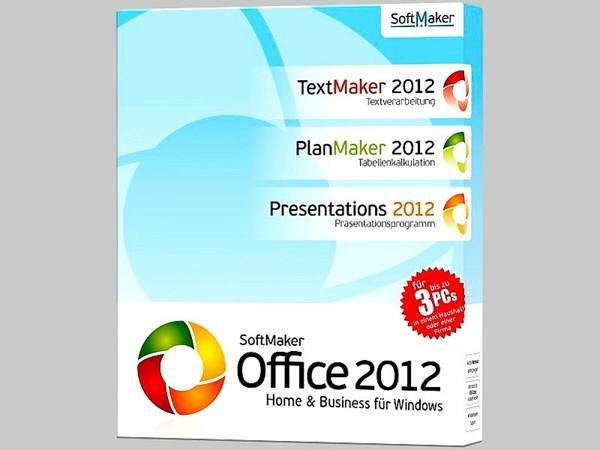 SoftMaker Office Home & Business 3 PCs - 18.09.2014 17:10:00 - 2