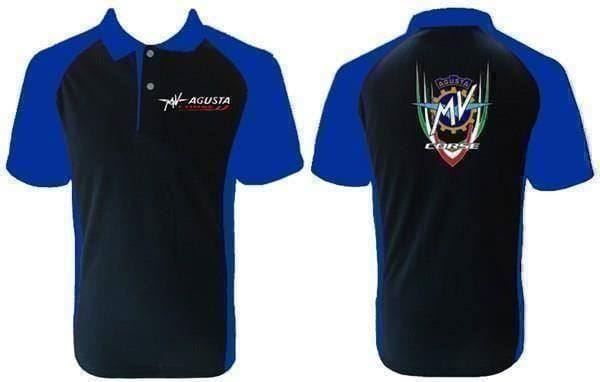 Agusta MV Racing Polo Shirt