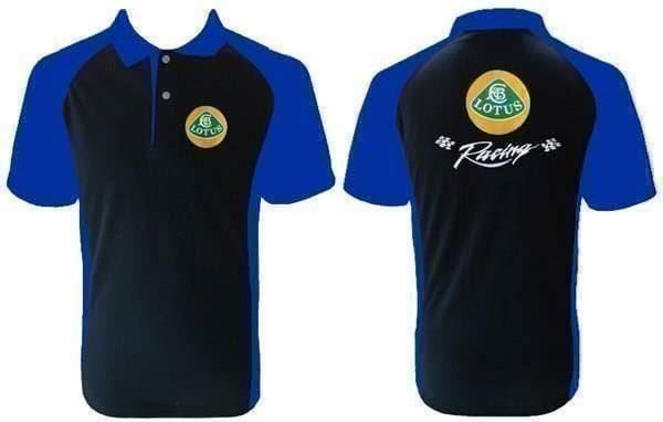 Lotus Polo Shirt