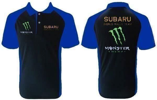 Subaru Polo Shirt