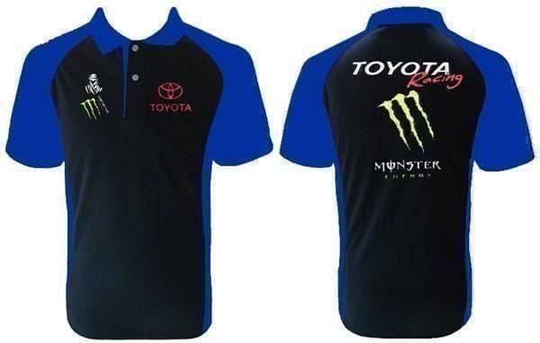 Toyota Polo Shirt