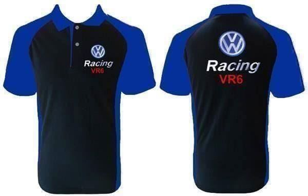 Vw Volkswagen VR6 Polo Shirt