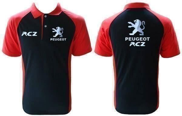 Peugeot RCZ Polo Shirt