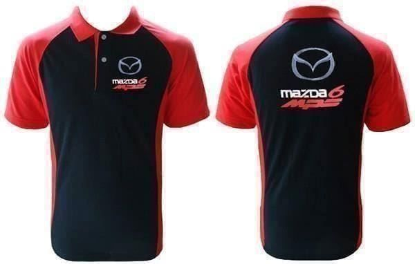 Mazda 6MPS Polo Shirt