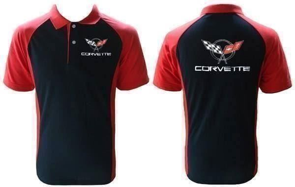 Corvette C5 Polo Shirt