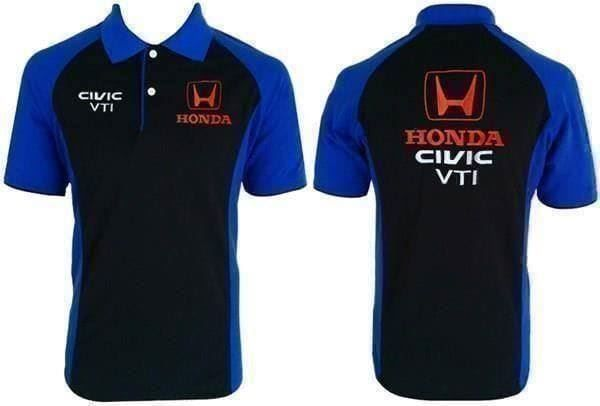 Honda Civic VTI Polo Shirt