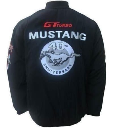 Ford Mustang GT Turbo Jacke