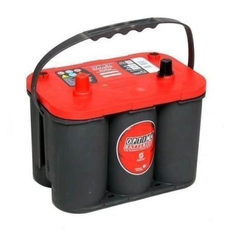 Autobatterie Optima Red 12V 50Ah 815A