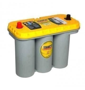 Autobatterie Optima Yellow 12V 75Ah 975A