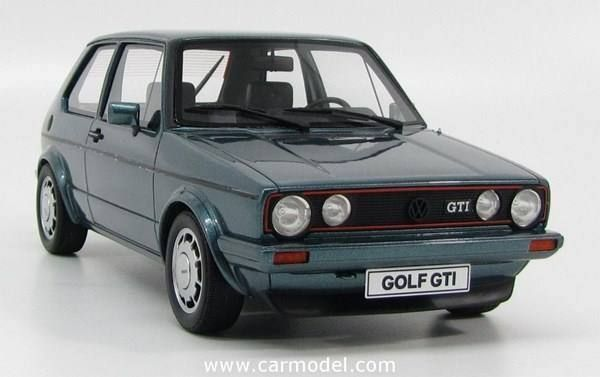 vw golf i gti pirelli 1983 1 18 otto in suhr kaufen bei. Black Bedroom Furniture Sets. Home Design Ideas