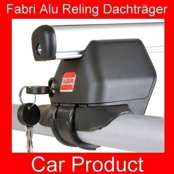 FABBRI Alu 127 DACHTRÄGER FORD Mondeo