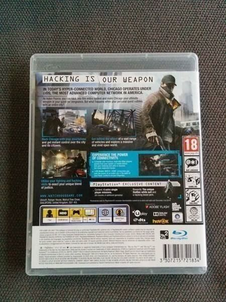 Watch Dogs UK-Version - 15.02.2015 18:10:00 - 2