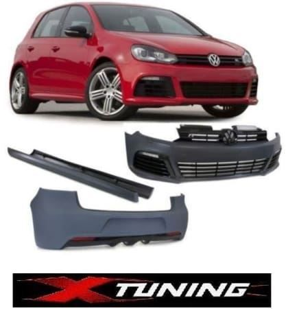 bodykit r line r20 look f r vw golf 6 vi in tr llikon kaufen bei. Black Bedroom Furniture Sets. Home Design Ideas