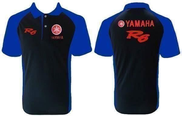 Yamaha R6 Polo Shirt