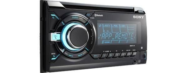 Autoradio mit Bluetooth Sony WX-GT90BT
