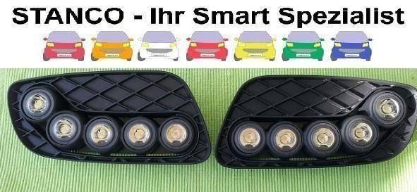 Smart For Two 451 LED Tagfahrlicht