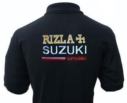 Suzuki Rizla Superbike Polo Shirt