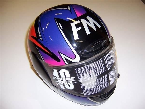 FM Helm Force Ten