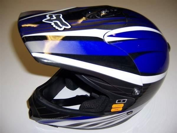 Fox Motocross Endurohelm