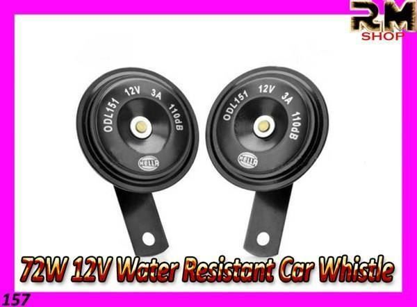 72W 12V Wasserdicht Car Horn