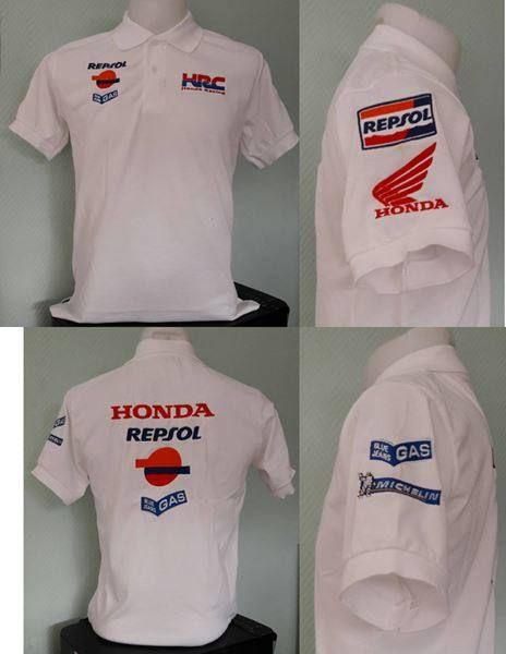Honda Repsol Racing Polo Shirt