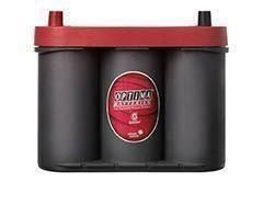 Optima RedTop Batterie 12V 50Ah  815A