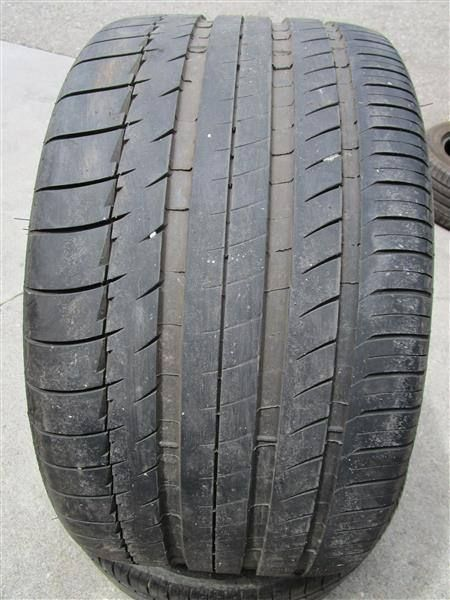 2 stk. Michelin 295 / 35 ZR 20  Sommer