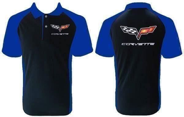 Corvette C6 Polo Shirt