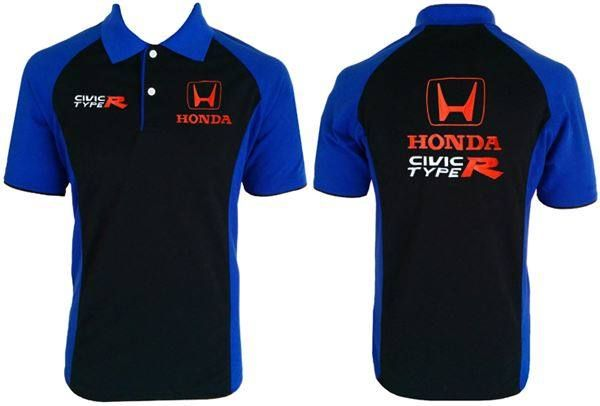 Honda Civic Type R Polo Shirt