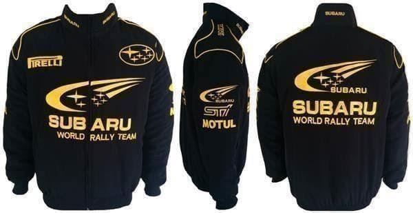 Subaru WRC World Rally Team Jacke