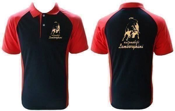 Lamborghini Polo Shirt