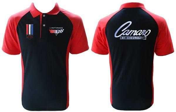 Camaro Polo Shirt
