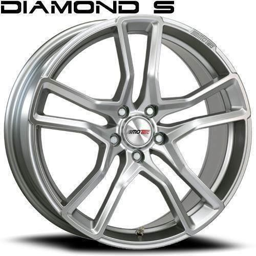 1x Motec Diamond 8,5x19 ET45 5x112