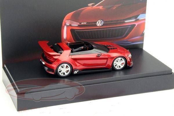 vw golf gti roadster rot 1 43 spark in suhr kaufen bei. Black Bedroom Furniture Sets. Home Design Ideas