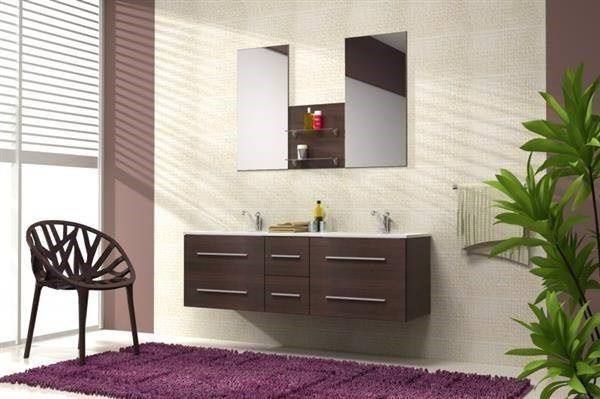 badm bel wenge braun badezimmerm bel in tr llikon kaufen bei. Black Bedroom Furniture Sets. Home Design Ideas