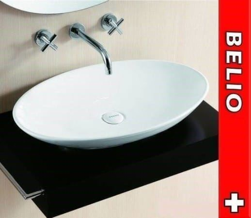 aufsatz waschbecken lavabo oval 685x435 kaufen auf. Black Bedroom Furniture Sets. Home Design Ideas