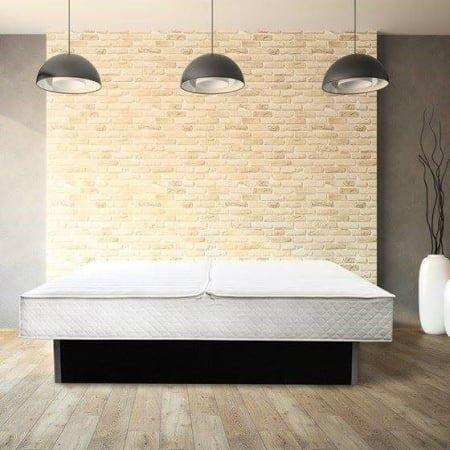 boxspring wasserbett design inkl montage ziefen acheter sur. Black Bedroom Furniture Sets. Home Design Ideas