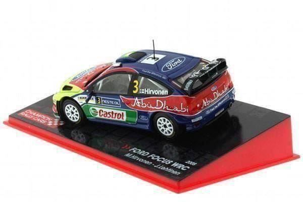 Ford Focus WRC (2008) in 1:43 - 10.12.2017 18:19:00 - 3