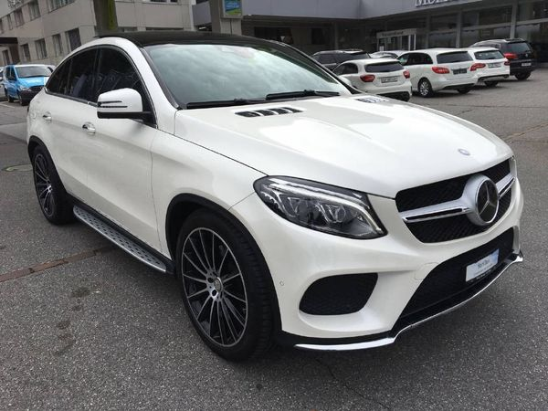 mercedes benz gle 500 4m coup in chur kaufen bei. Black Bedroom Furniture Sets. Home Design Ideas