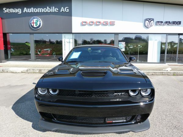 dodge challenger srt hellcat in besenb ren kaufen bei. Black Bedroom Furniture Sets. Home Design Ideas